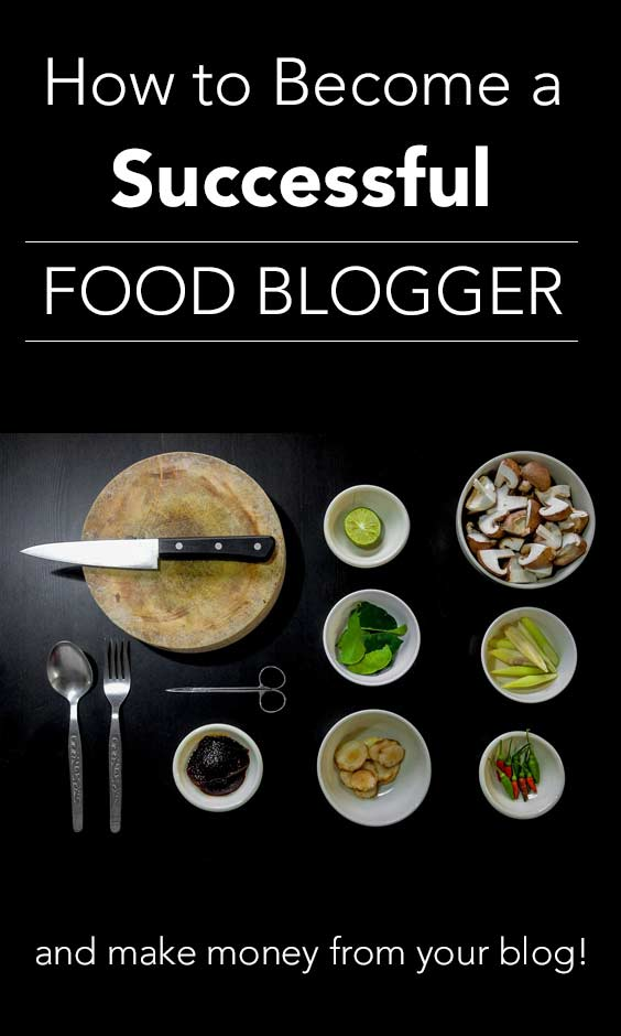 Learn how to become a successful food blogger using your passion for food and writing great content. A successful food blogger case study included!